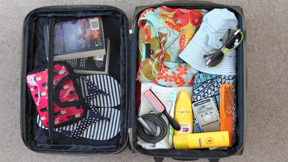 11 things you need to pack on your carry-on