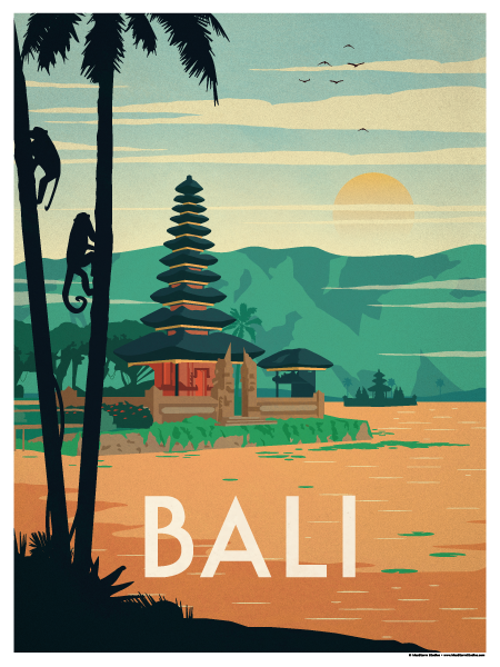 50 Vintage Travel Posters To Feed Your Wanderlust Live